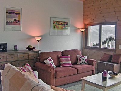 Photo for Apartment in the center of Nendaz with Lift, Parking, Internet, Washing machine (37417)