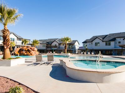 Photo for Ocotillo Springs 26 | Endless Summer Pool Side Retreat