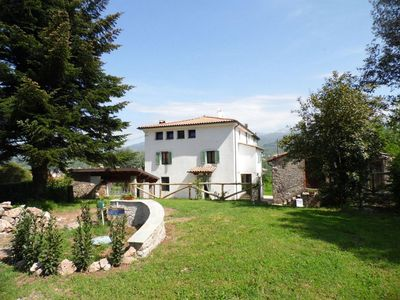 Photo for NEW! 3 bed 2 bath house, private pool, wonderful gardens, walk restaurant, WIFI