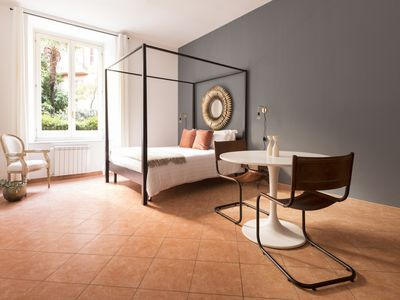 Photo for Chic 1BR in San Pietro / Vaticano by Sonder