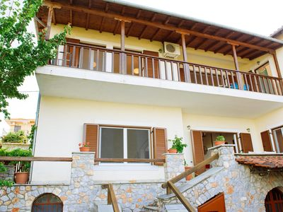 Photo for Beautiful villa with fantastic view directly at the sea, wifi | Magnisia-Pelion,