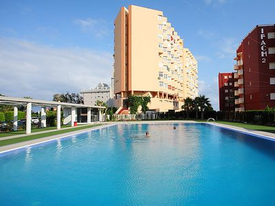 Photo for Apartment Horizonte 01  in Calpe/ Calp, Costa Blanca - 2 persons, 1 bedroom