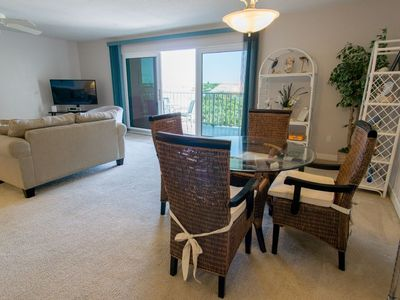 Photo for Perfect Loacation! Intracoastal View Condo on Indian Shores Beach!!  Free Perks Included!! Holida...