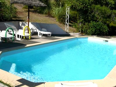 Photo for GÎTE 2 - 4 pers, with swimming pool, (15mn) CANNES / St RAPHAEL-Wi-Fi connection