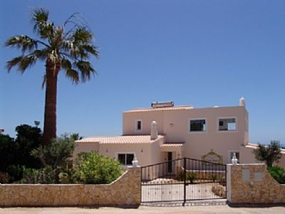 Photo for Private Gated Villa With Heated Pool And Fantastic Sea Views