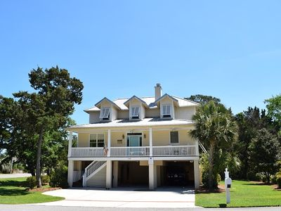Photo for Off Ocean Pet Friendly Family Home w/ Pool Access!!! Short Stroll to beach Access