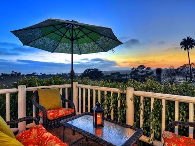 Photo for Comfortable home w/ unobstructed panoramic views of the ocean!