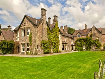 Photo for Northmoor House - Secluded Victorian Country House in Exmoor National Park