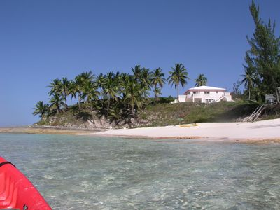 Photo for Conch'd Out .. House & Cottage -On the Water-Great Beach-Privacy
