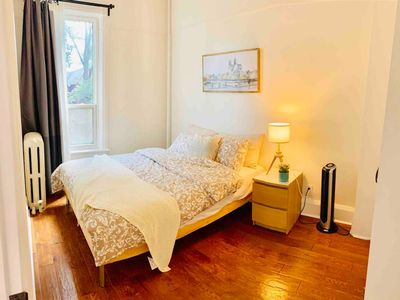 Photo for Parkdale Mansion -  Vacation Rental - Newly Renovated 1BR Apartment