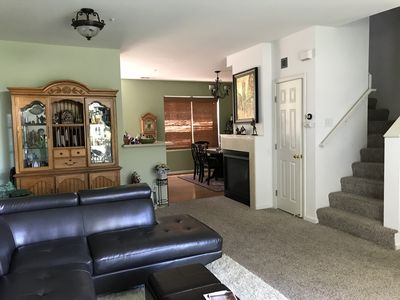 Photo for [Min 10 nights] Luxury 2BR 2.5BA townhome, near downtown Mountain View