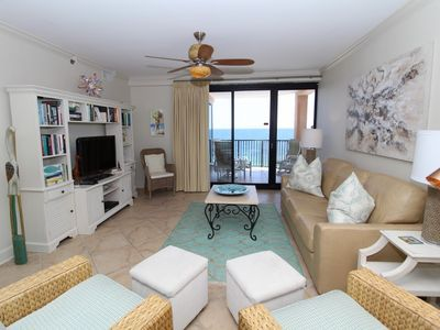 Photo for Broadmoor 1004 - Beach front - Newly Listed!