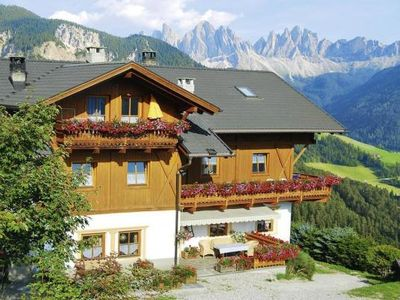 Photo for Apartments home Niedermunthof, Villnöß  in Südtirol Ost - 4 persons, 2 bedrooms