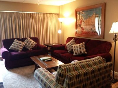 Photo for AAA Rated Deluxe 2 BR Killington Base - Mountain Green Condo