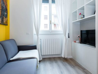 Photo for De Angeli 2 apartment in Fiera with WiFi, air conditioning & lift.
