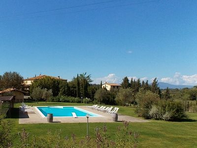 Photo for 8 bedroom Villa, sleeps 16 with Pool, Air Con and FREE WiFi