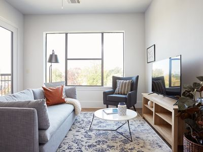 Photo for Sonder | The Hampstead | Classic 2BR + Laundry