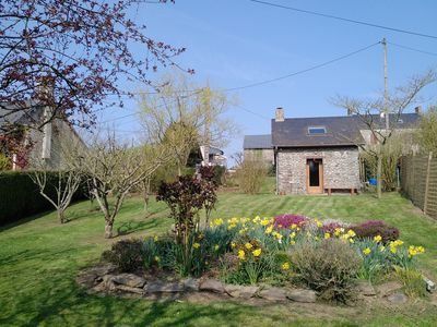 Photo for Cottage in the heart of Suisse Normande, 2-4 persons