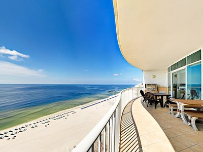 Balcony - Welcome to Orange Beach! Your rental is professionally managed by TurnKey Vacation Rentals.