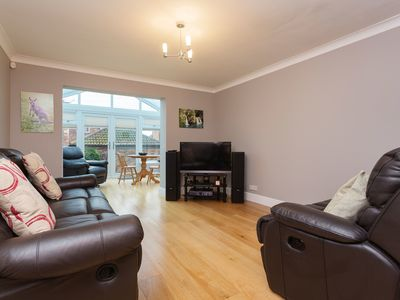Photo for UP TO 20% OFF - Conservatory Retreat. - Two Bedroom Apartment, Sleeps 4- Veeve