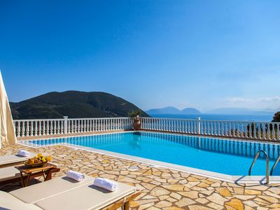 Photo for -10%At Stylish Villa Dream with Private Pool & Panoramic View For EarlyJulyDates