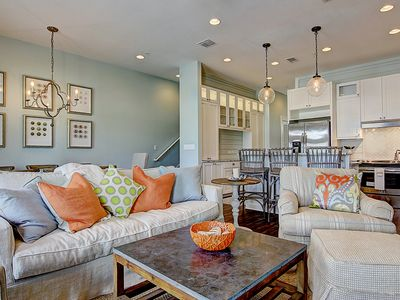Photo for Two story town home, designer decor, great location in Town Center!