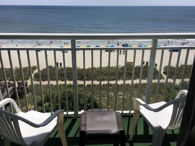 Photo for Oceanfront at Camelot - Sixth Floor