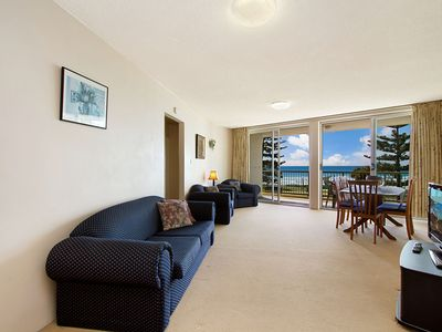 Photo for Kingston Court unit 10 - Beachfront unit easy walk to clubs, cafes and restaurants