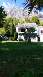 Photo for Rustic Finca Style Villa with pool 3 bedroom luxury villa with kidney shape pool