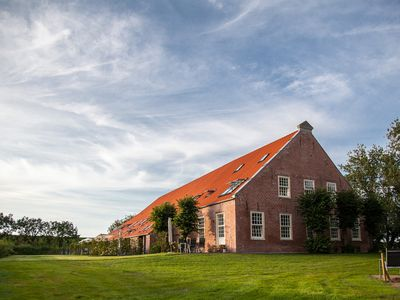 Photo for Exclusive apartment in the historic Gulfhof polder72 | Apartment 3 | fir