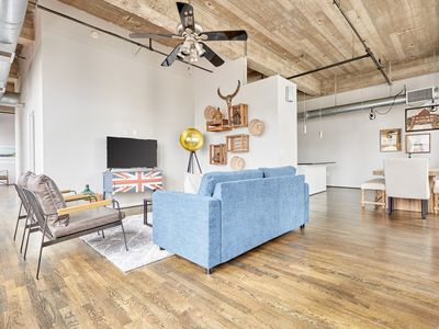 Photo for Sonder | The Hogg Palace | Expansive 2BR + Gym