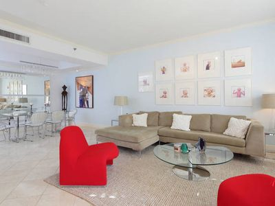 Photo for 2-BEDROOM SEASIDE CONDO WITH A BONUS DEN WITH OCEAN VIEWS ON FISHER ISLAND