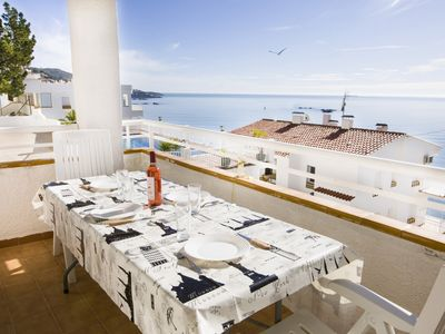 """Photo for """"ARIADNA"""" APARTMENT WITH POOL, WIFI AND PARKING"""