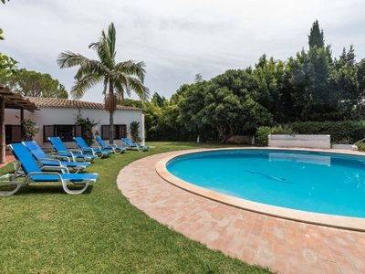 Photo for House 5rooms, Private garden & pool, perfect for families w / kids or big groups