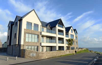 Photo for Luxury Apartment, Spectacular Sea Views, Parking, Close to Town Centre