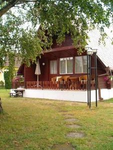Photo for Holiday house Balatonkeresztúr for 4 persons with 2 bedrooms - Holiday house