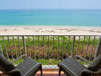 Photo for Oceanfront 2/2 Condo on the 5th Floor with Gorgeous Views of the Atlantic Ocean!