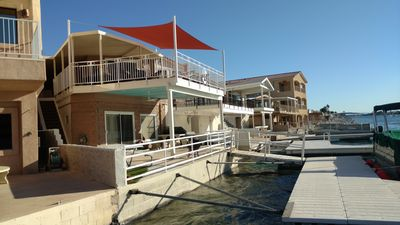 Riverfront Guesthouse on Parker Strip- Private dock on best part of river!