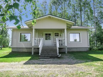 Photo for Vacation home Koivikko in Sotkamo - 6 persons, 1 bedrooms