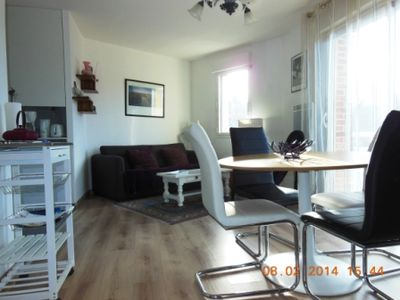 Photo for Very nice apartment, luxury residence, garage, WIFI, 2 free bicycles.