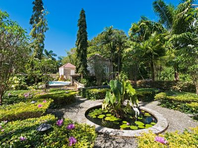 Photo for Porters Great House Cottage, a gorgeous 3-bedroom villa in Barbados