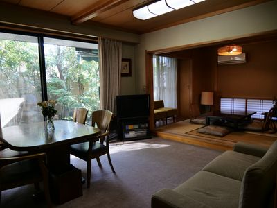 Photo for European comfort with Japanese style B&B, Cleanliness, Meal Quality, Free bicycle