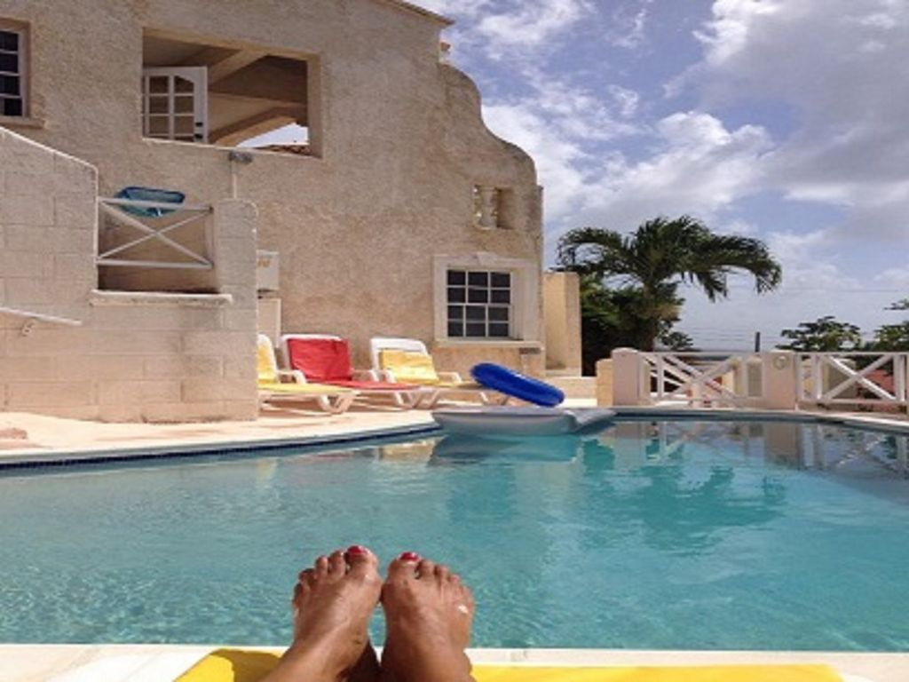 Barbados villa near beach   the view,2 pools, WiFi,daily staff,airport transfer