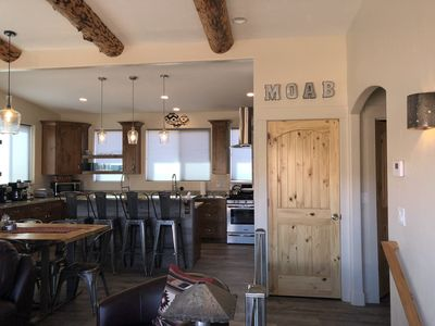 Photo for Moab Luxury 3 Suite 2 level Village Townhome sleeps 13, Parking, 2 Grills, Yard, Near Arches