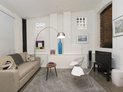 Photo for Downtown Gated Town House Style Condo -- Walk Score 99 -- By OnlyBC