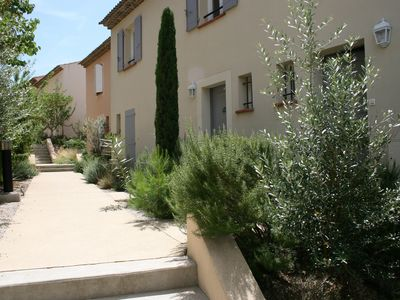 Photo for Villa in Pont Royal Golf & Country Club, Mallemort, Bouches Du Rhone, Provence