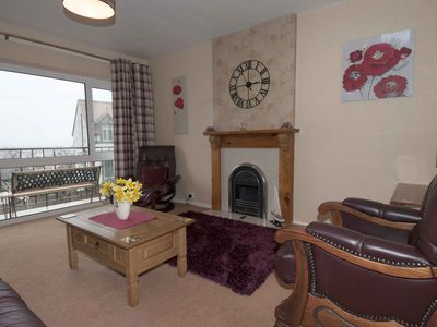 Photo for Town House with Views to the Great Orme, Wifi, Smart TV, Balcony