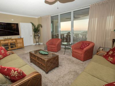 Photo for Oceania 205 - 3 BR Gulf Front -  Must be rented Sunday to Sunday