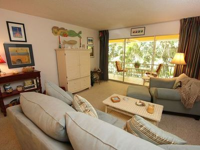 Photo for Courtyard View, One Bedroom Condo -  Spanish Cay A7