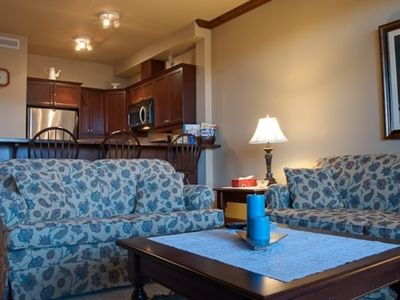 Photo for A Tremblant Getaway-mountainview Condo